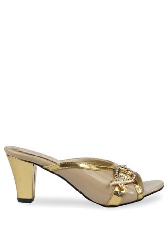 CLAYMORE beige CLAYMORE Heels HA - 011 Cream B9CB7SHBC1868FGS_1