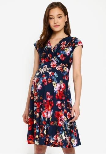 7232fd69cfb32 Buy Tiffany Rose Maternity Alessandra Dress Online on ZALORA Singapore