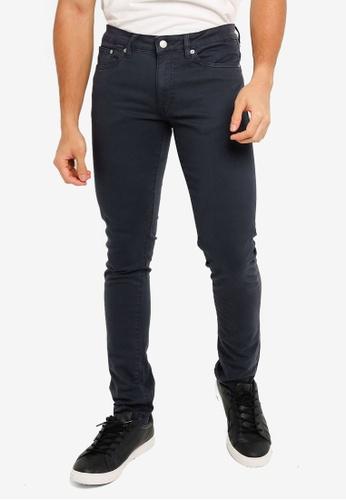 Electro Denim Lab blue Indie Skinny Jeans D14FBAA9F1F798GS_1