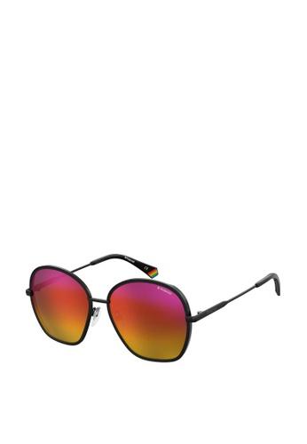 Polaroid red Polaroid 6113/S Sunglasses 95048GLD7647DFGS_1