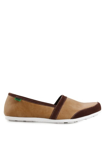 Sneakers Shoes brown Delon Shoes SN532SH10FWNID_1