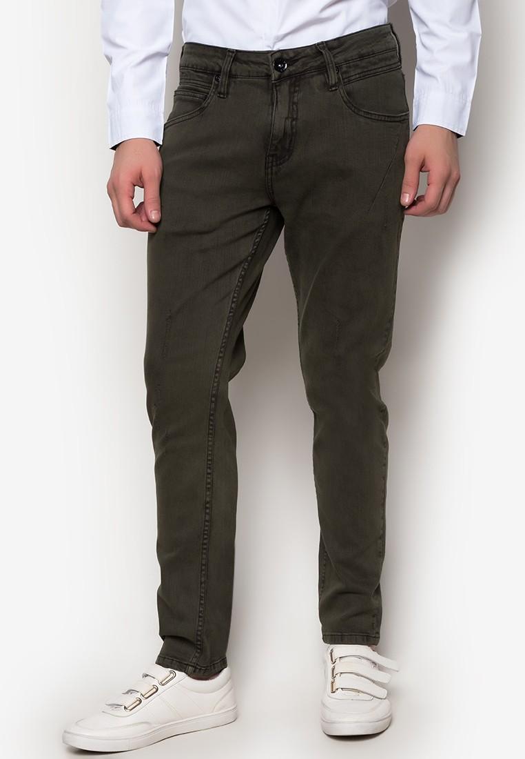 Denim Stretch Skinny Fit Jeans