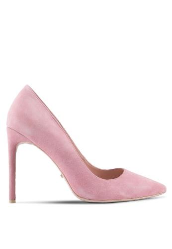 Dune London pink High Pointed Court Heels DU588SH0SZRQMY_1