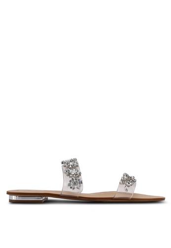 ALDO silver Melezzole Occasion Sandals 8B5B2SHE0DC82CGS_1