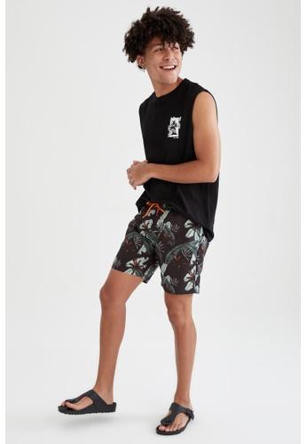 DeFacto black Swimming Short 1CEACUS46D44B4GS_1