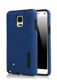 Dual Pro HardShell Case with Impact Absorbing Core for Samsung Galaxy Note 4