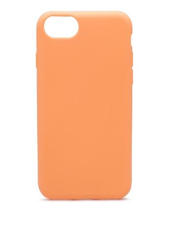Typo orange Slimline Recycled Phone Case Iphone 6,7,8 97616AC2A82E44GS_1
