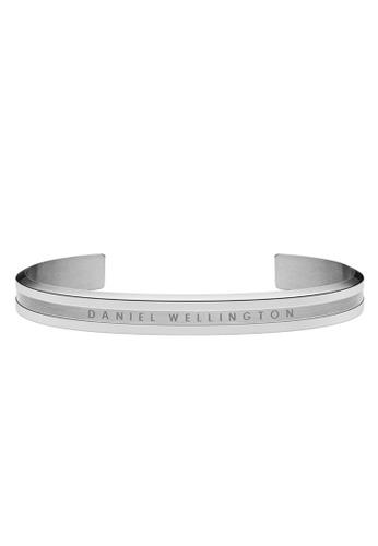 Daniel Wellington silver Elan Silver Bracelet - Large 3759AACA5C1260GS_1