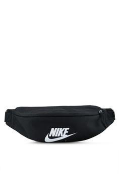 07a6a92ccd06 Nike black Unisex Nike Sportswear Heritage Waistpouch 7F728ACEC57532GS 1