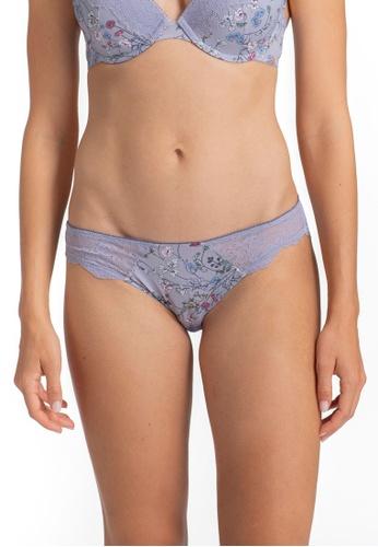 DORINA grey Bloom Classic Panties 30E2BUS8714DA5GS_1