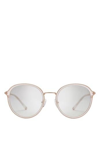 Carin white and multi and gold Ardy C2 Sunglasses E3301GL94FA695GS_1