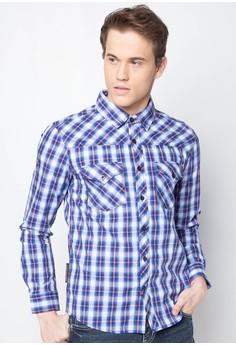 Unltd Checkered Long Sleeves Shirt