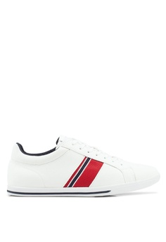 best service 8a613 f027e ALDO white Afericien Sneakers 47D68SH7E148AAGS 1