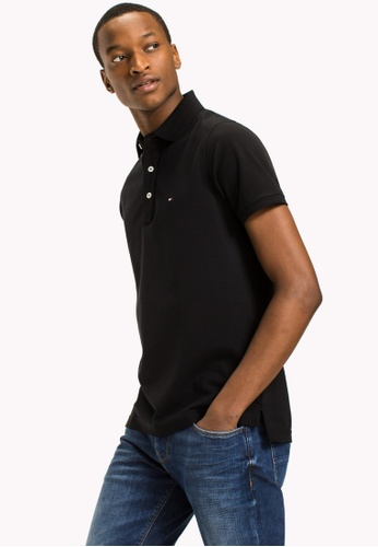 c7cf9131 Buy Tommy Hilfiger CORE TOMMY SLIM POLO Online on ZALORA Singapore