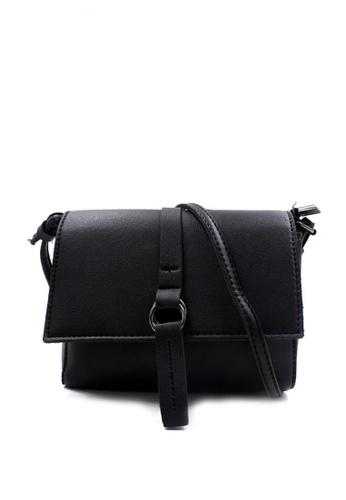 Vintage Paris black Kendall Shoulder Sling Bag VI567AC59EJGPH_1
