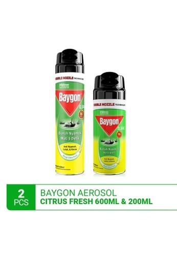 Baygon Combo Baygon Aerosol Citus Fresh 800ml F0A0CES710D599GS_1