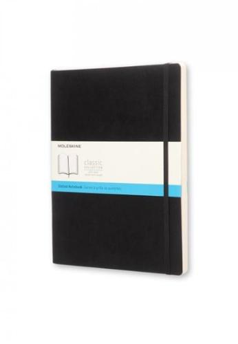 Moleskine black Classic Notebooks Dotted Soft Black Xl 09EC5HLEA64A64GS_1