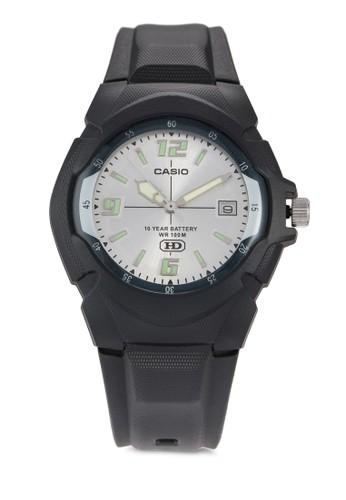 Enesprit 請人ticer 運動風數字行針手錶, 錶類, 飾品配件