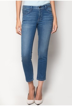 Crop Mid Jeans