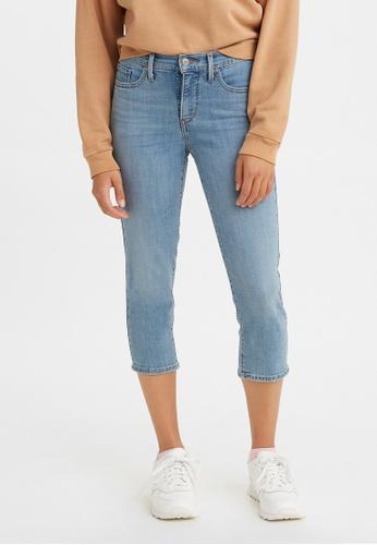 Levi's blue Levi's® Women's 311 Shaping Skinny Capri Jeans A0086-0005 AAD53AAF3C119DGS_1