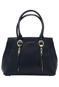 STRAWBERRY QUEEN black Strawberry Queen Indiana Handbag (Black) E87B8ACF424A8AGS_1