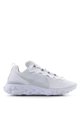 Shop Nike Nike React Element 55 Shoes Online on ZALORA