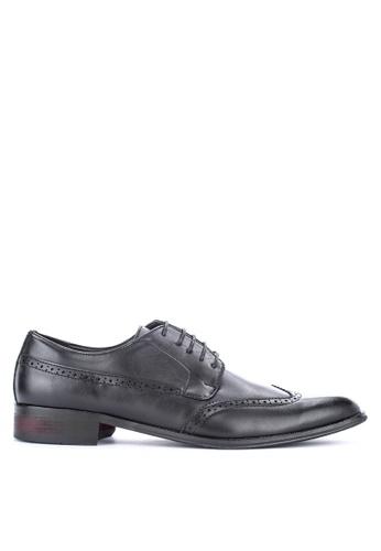 Preview black Zacharias Formal Shoes 031B6SH890F9CEGS_1