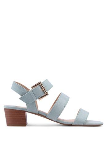 Dorothy Perkins green Mint Savana Strappy Sandals 69072SH9547CD3GS_1