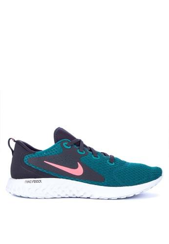 Nike green Nike Legend React Shoes FFFD9SHE533C90GS_1