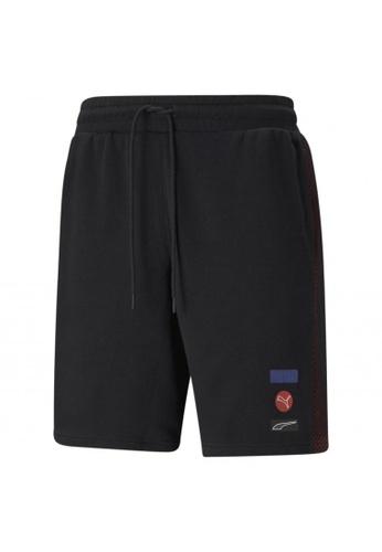PUMA black PUMA DECOR8 Men's Shorts 48B93AA063499EGS_1