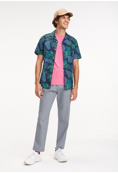 4833f42a Tommy Hilfiger Palm Tree Print Shirt S/S S$ 189.00. Sizes S M L XL