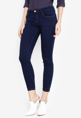 2d3c6539bdc05 Shop Hot Kiss Slim Fit Jeans Online on ZALORA Philippines