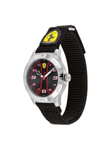 Scuderia Ferrari black Scuderia Ferrari Acdey Black Kid's Watch (0810022) 94FB1KCB9F1ECAGS_1