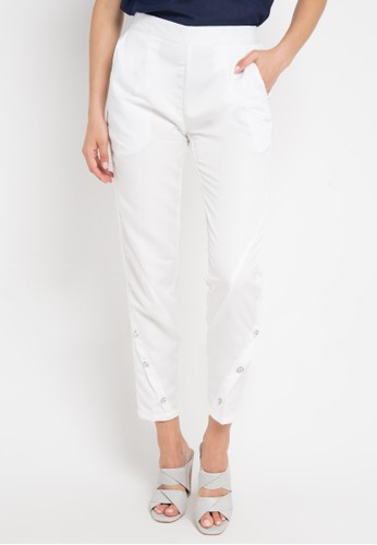 sophistix white Neva Pants AA89BAA58C527DGS_1