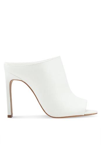 acbe8dfe237e Buy ALDO Paenia Peep Toe Mule Heels Online on ZALORA Singapore
