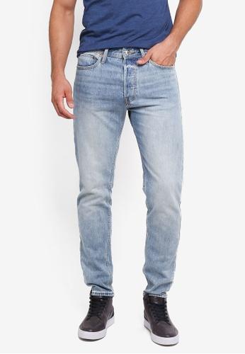 Jack & Jones blue Fred Original Jeans 771DBAA01AEA02GS_1