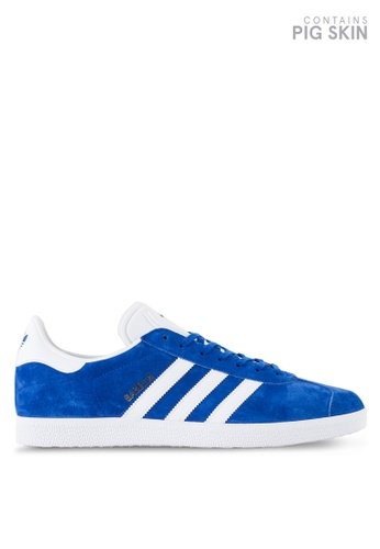 adidas blue adidas originals gazelle AD372SH07OUMMY_1