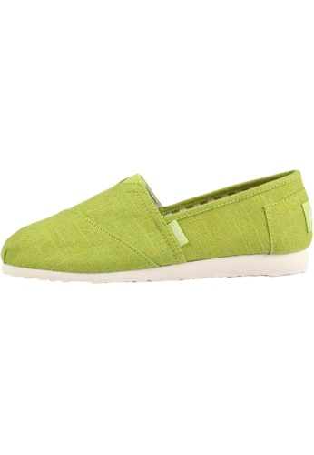 paperplanes Paperplanes-1196 Fashion Casual Low Top Easy Slip-Ons Shoes US Women Size PA110SH81ZXIHK_1