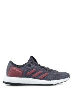 online retailer ec1a1 b0b74 adidas grey adidas pureboost 8942ASH6EB6DB3GS 1