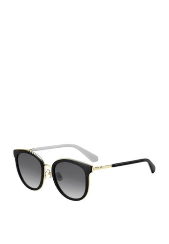 Kate Spade black Adayna/F/S Sunglasses 69050GLBB17CDAGS_1