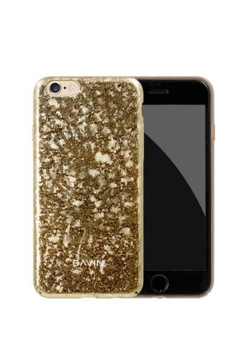 BAVIN gold Broken Glass Hard Case for iPhone 6 C0169AC41168DEGS_1
