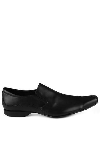 Marelli black Magnus Dress Shoes Black MA036SH60GMPID_1