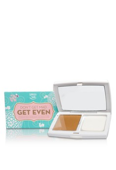 Don't Get Mad, Get Even Hydrating Powder Foundation in Natural Beige