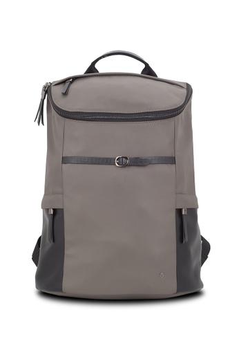 Goldlion grey Traveler Backpack 36950ACC83E721GS_1