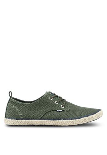 Superdry green Skipper Shoes 752D7SHC7CDD14GS_1