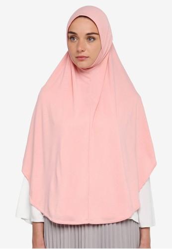 Najjah pink Tudung Siti Hajar Xxl 39A9BAA868069EGS_1