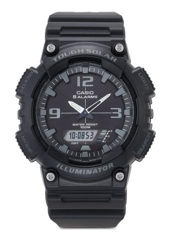 Casio black Casio AQ-S810W-1A2VDF Watch F18D3ACE764B53GS_1
