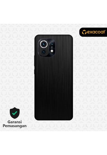 Exacoat Xiaomi Mi 11 Skins Titanium Series - Titanium Black D9B6AESAAF78ECGS_1