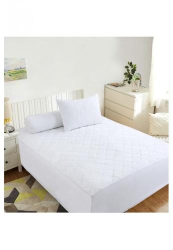 Bedding Day Bedding Day Superior Microfiber Mattress Protector B8EFBHL614E142GS_1
