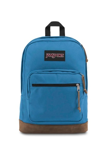aacc6884d8e5 Jansport Right Pack Backpack Blue Jay - 31L